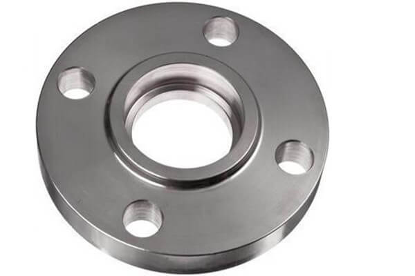 What are socket weld flanges