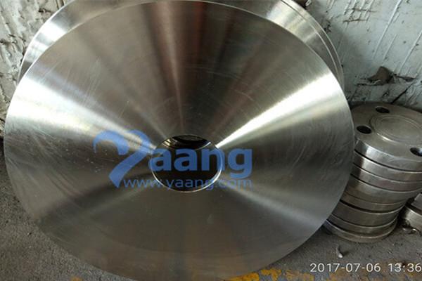 316L Tube Plate DN300