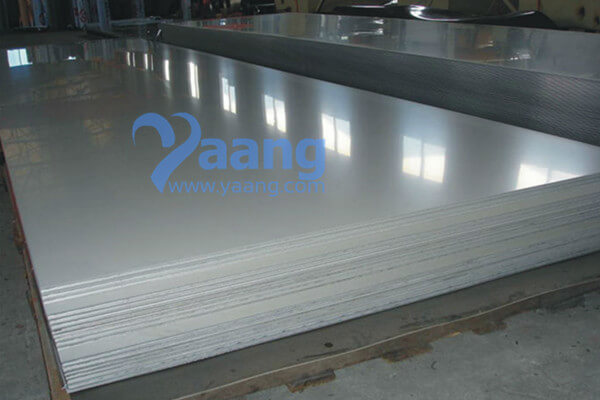 316 stainless steel plate 2B Finish