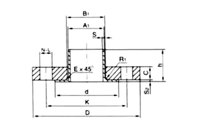 b57e fyqzcxh2814770 - Types of flanges and flange connection
