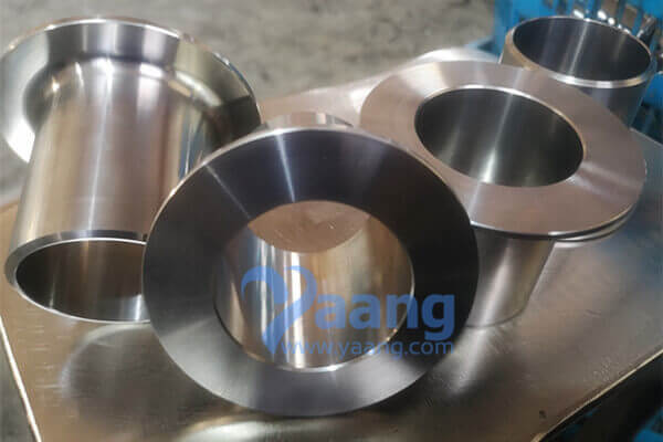 "asme b16 9 astm b366 alloy c276 lap joint stub end short pattern 2 sch10s - ASME B16.9 ASTM B366 Alloy C276 Lap Joint Stub End Short Pattern 2"" Sch10S"