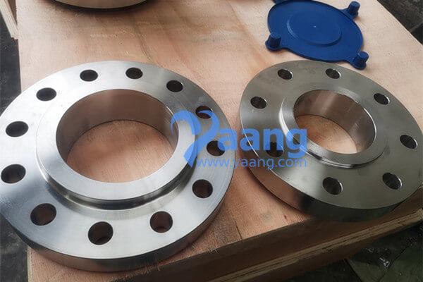 ASME B16.5 ASTM A182 UNS 32750 SO RF Flange 5″ 600#