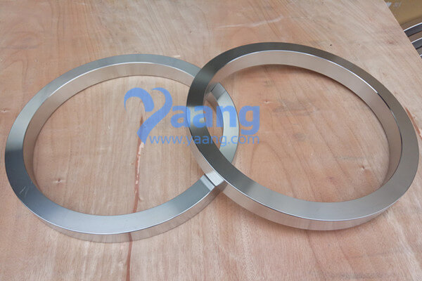 ASTM A182 UNS N08904 Custom Forged Ring