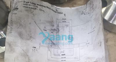 "20201012032208 95237 - ASME B16.5 ASTM B564 UNS N04400 LWN RTJ Flange 2"" 600#"