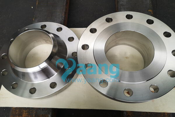 Nonstandard ASME B16.5 A182 1.4410 Welding Neck Flange RF 150 NB Sch80 300# RF=4MM