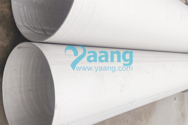 ASTM A312 TYPE 316L ERW Pipe 16 Inch SCH10 6M
