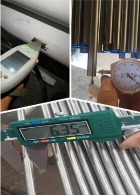 20210813032413 70673 - ASTM B861 Ti-0.3Mo-0.8Ni Titanium Seamless Pipe 6 Inch SCH80S 6M